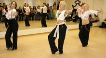 Танцевальные клубы